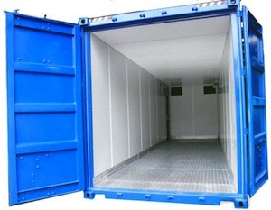 Sea Shipping Service Container Types Insulated Container