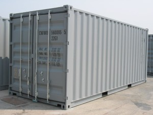 Sea Shipping Service Container Types- Standard Container
