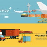 Everything about Rail freight transport VS Air freight transport!