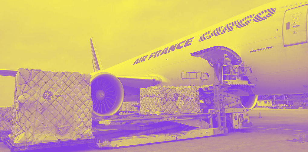Air freight service from china to France