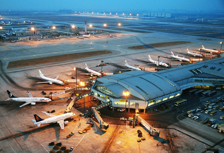 air freight from China to the UK