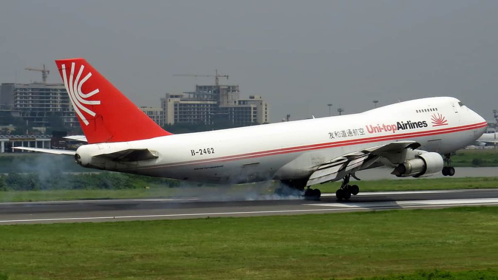 china postal airlines air freight from China to the UK