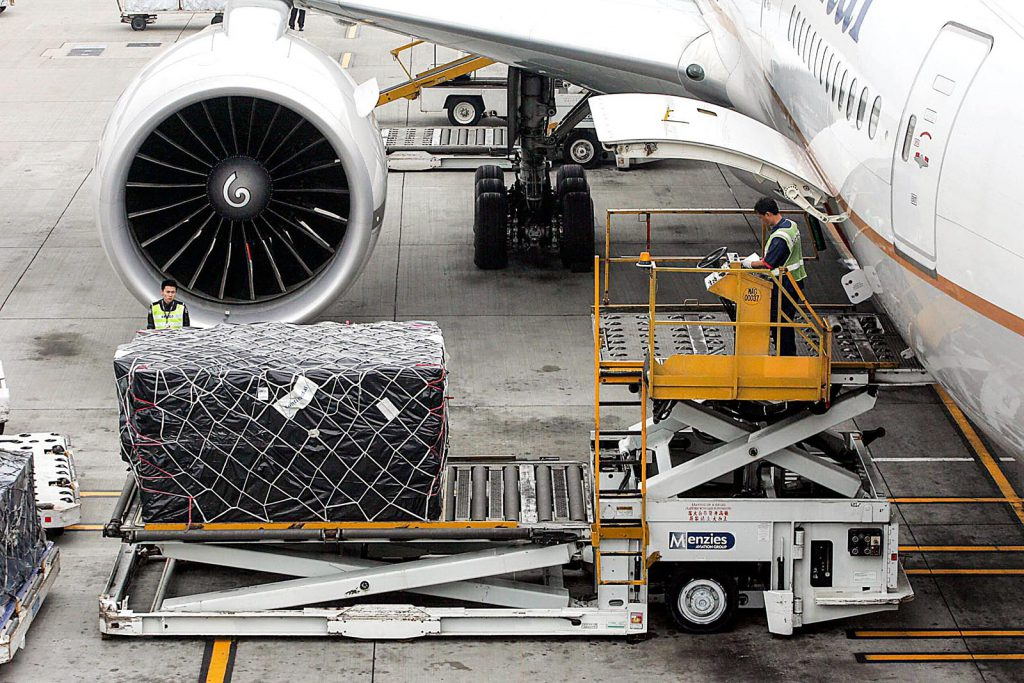 air freight shipping from china to france