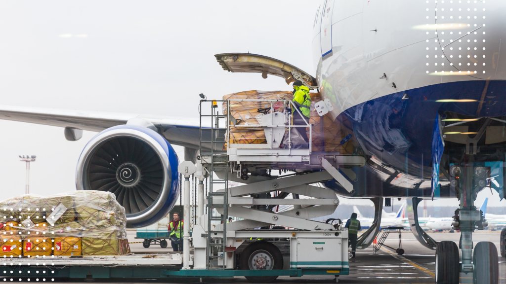 Why choose air freight for shipping from china to France?