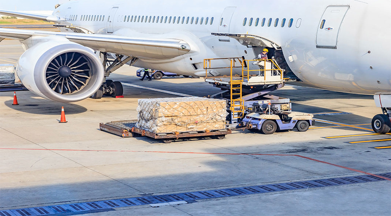 air freight service from china to canada