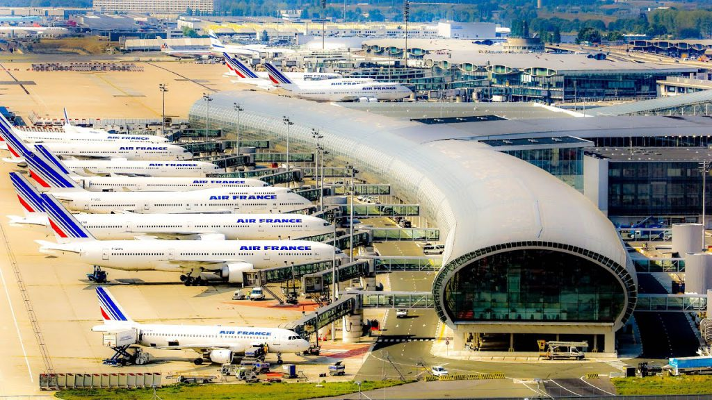 air freight shipping from china to france - charles de gaulle