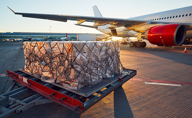 Air freight shipping china to Ukraine