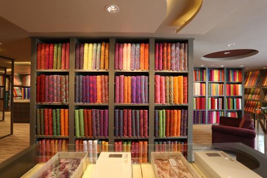 wholesale market of fabrics in guangzhou