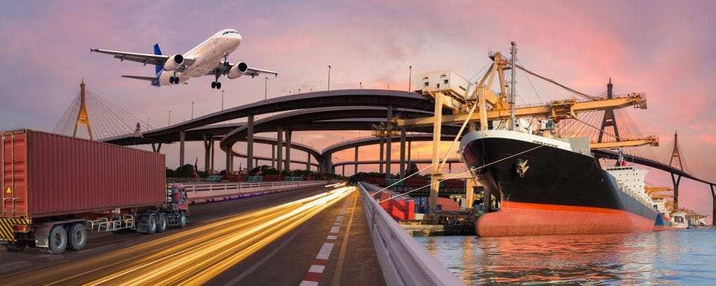 air and sea freight from china to bahrain