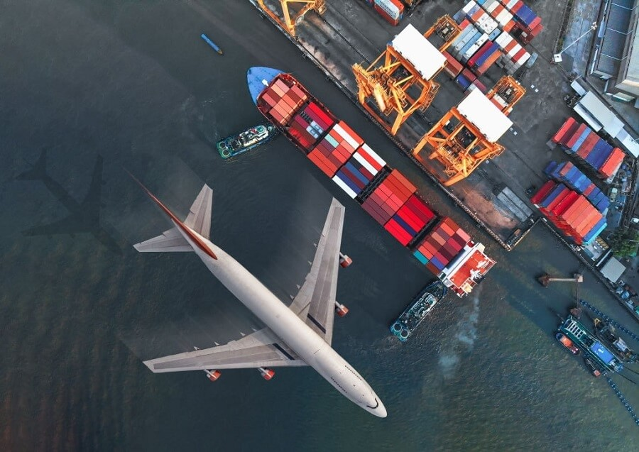 air and sea freight from china to cyprus