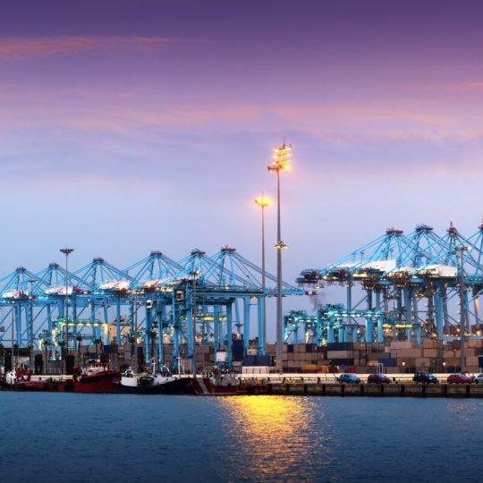 Sea Ports in Europe