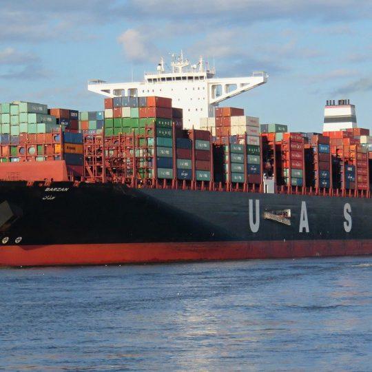 Cargo From China to united kingdom