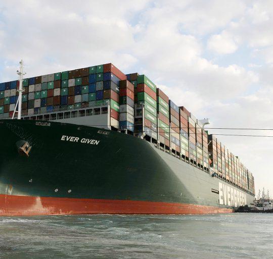cargo delay from china