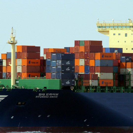 cargo from China to Spain