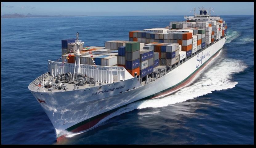 sea freight sample