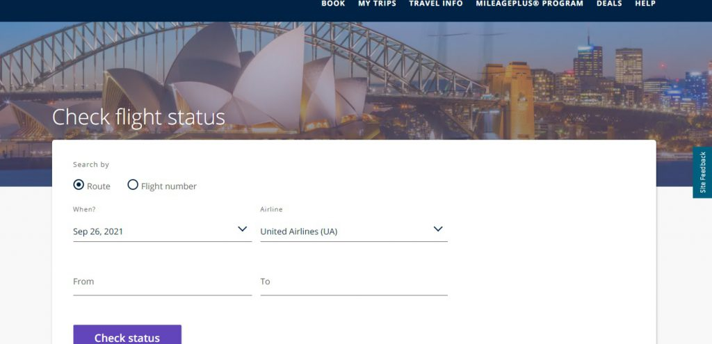 Air Cargo Tracking (United)